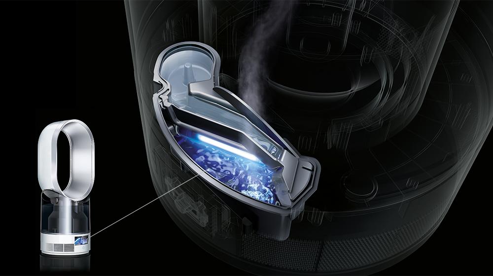 Dyson Humidifier UV Cleanse MetropolitanMonkey