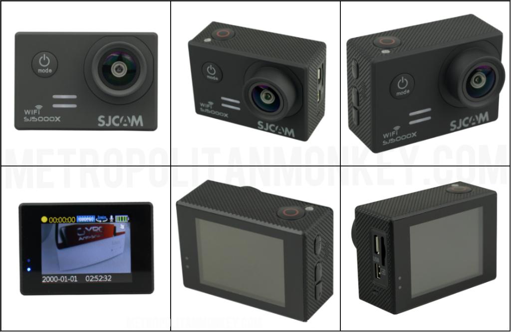 SJCAM SJ5000X 2K Elite 4K Action Cam