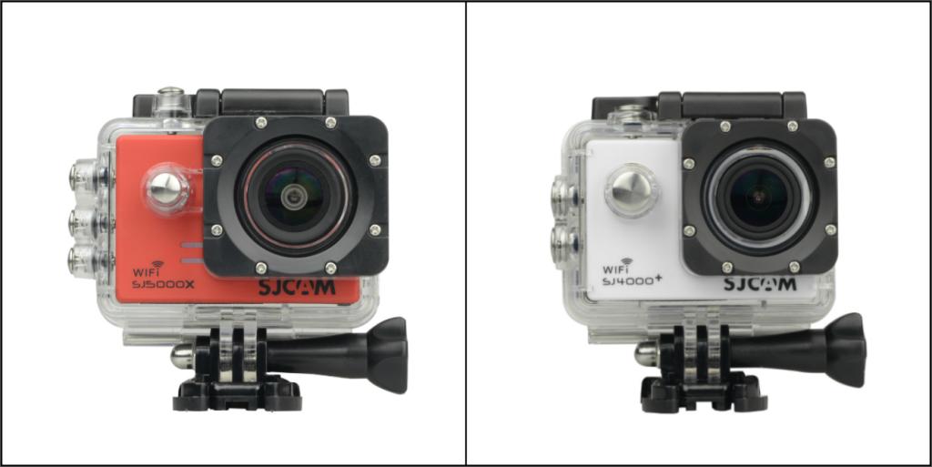 SJCAM SJ5000X 2k gyro elite SJ4000+ wifi