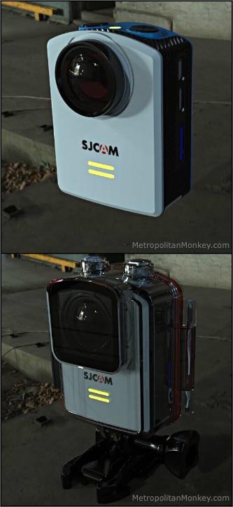 SJCAM leaked m20 sj1000 elite sj6000