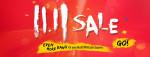 Heute gibt es fette Deals! Satte Rabatte am 11.11.