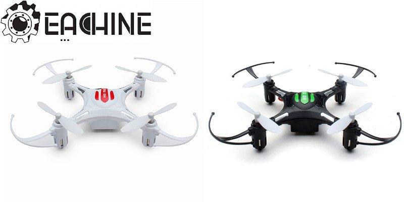 Eachine H8 mini black white