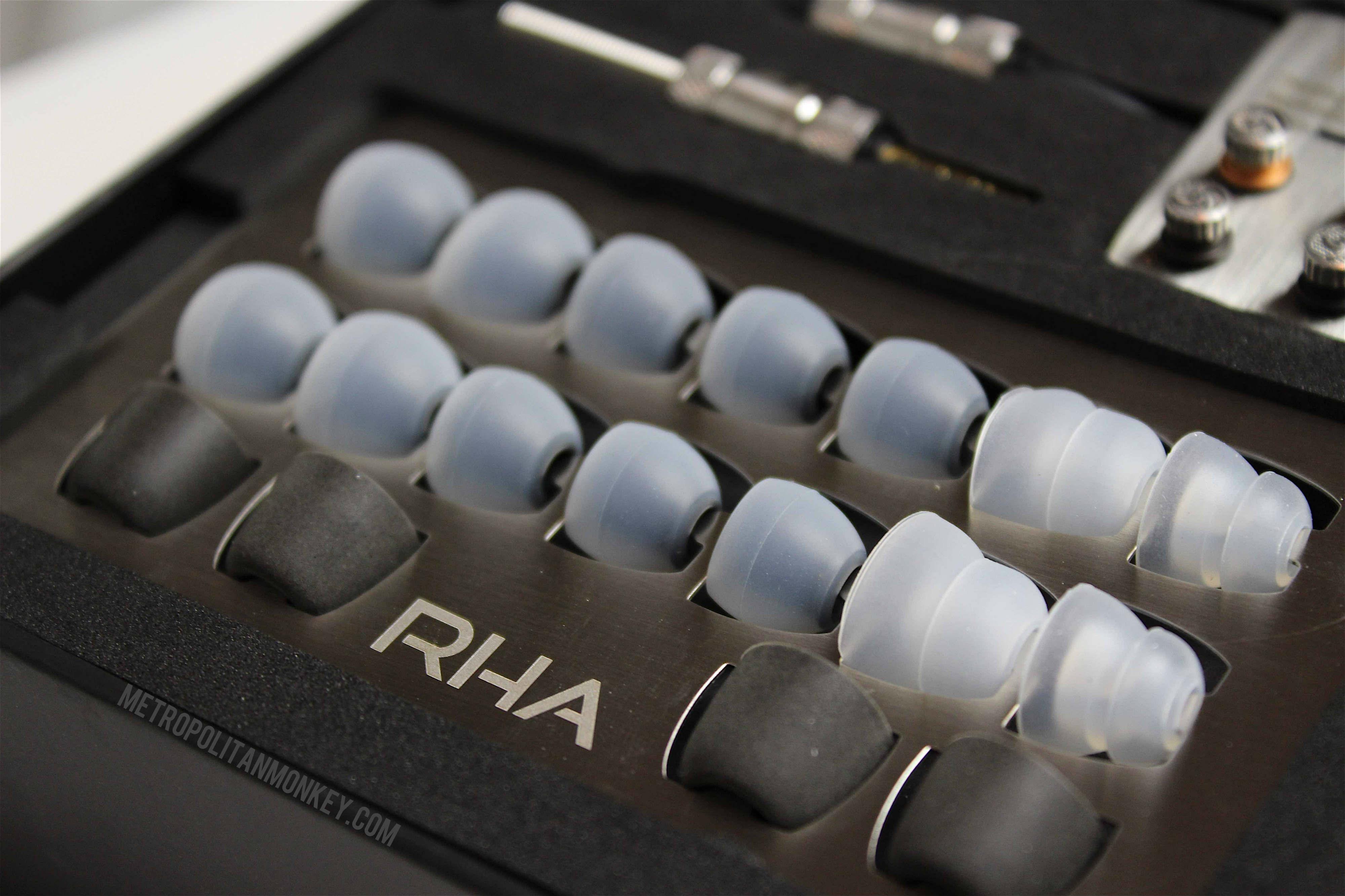 RHA T20i In Ear Buds