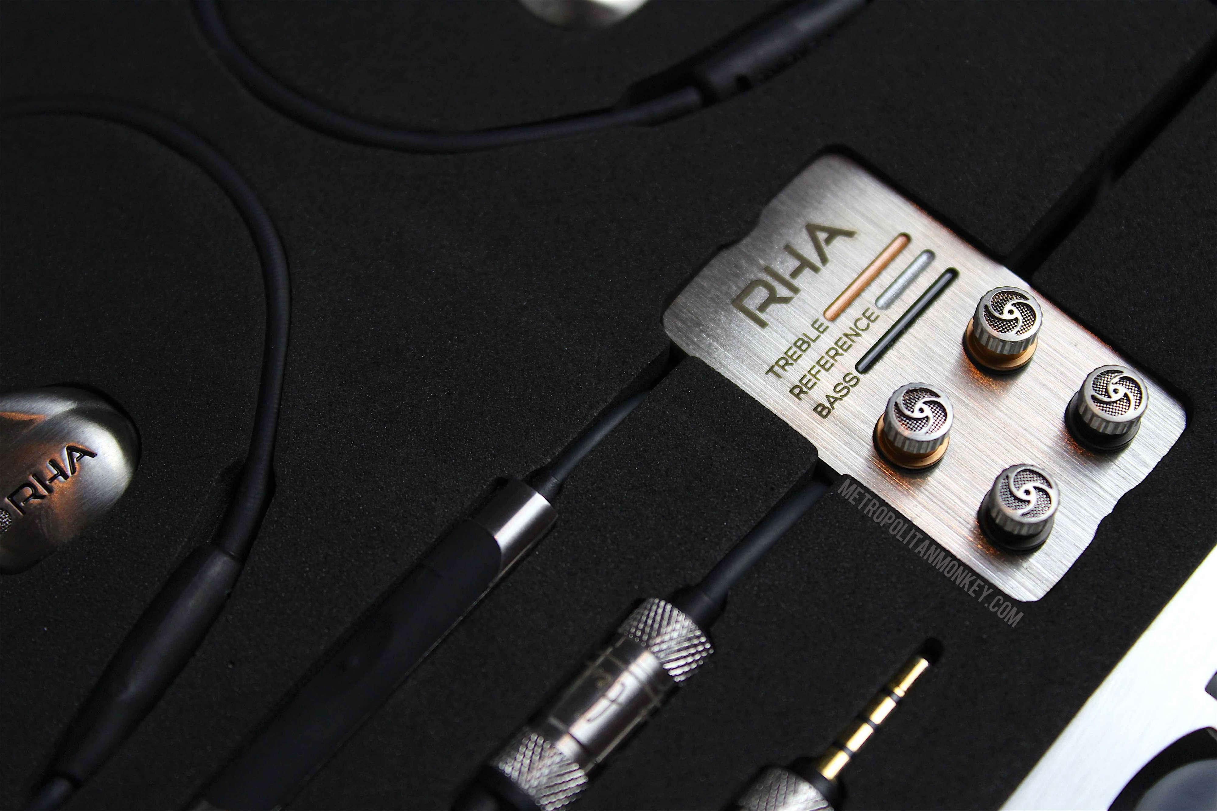 RHA T20i Tuning Filter