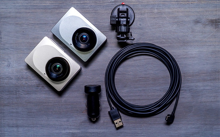 Xiaomi Xiaoyi Yi dashcam car dir