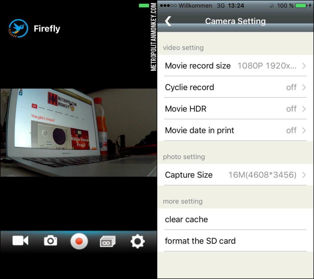 firefly 6s hawkeye wifi app