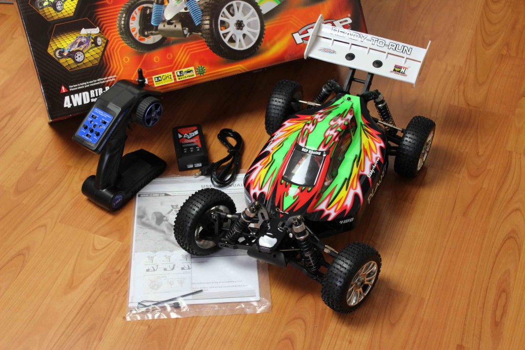 hsp planet 94060 brushless rc car test review metropolitanmonkey.com