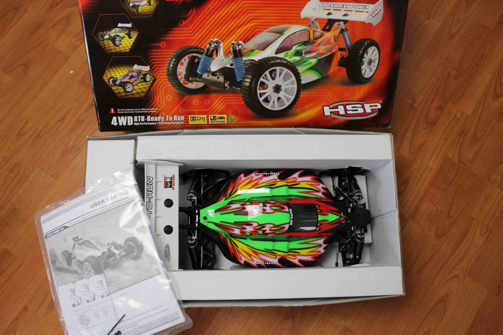 hsp planet 94060 brushless test review metropolitanmonkey.com
