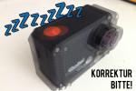 Rollei Actioncam 420 #2 – Verbesserungswürdig!
