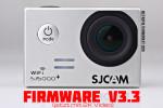 SJCAM SJ5000+ Firmware V3.3 ermöglicht 2K!
