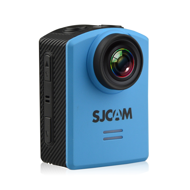 SJCAM M20 blue side metropolitanmonkey.com