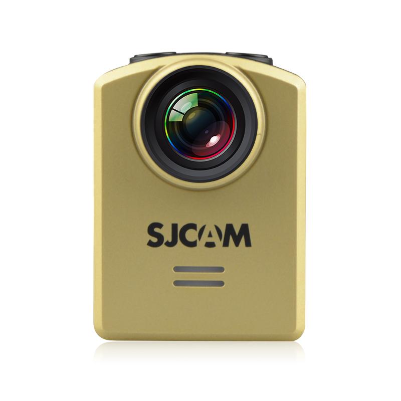 SJCAM M20 golden front metropolitanmonkey.com