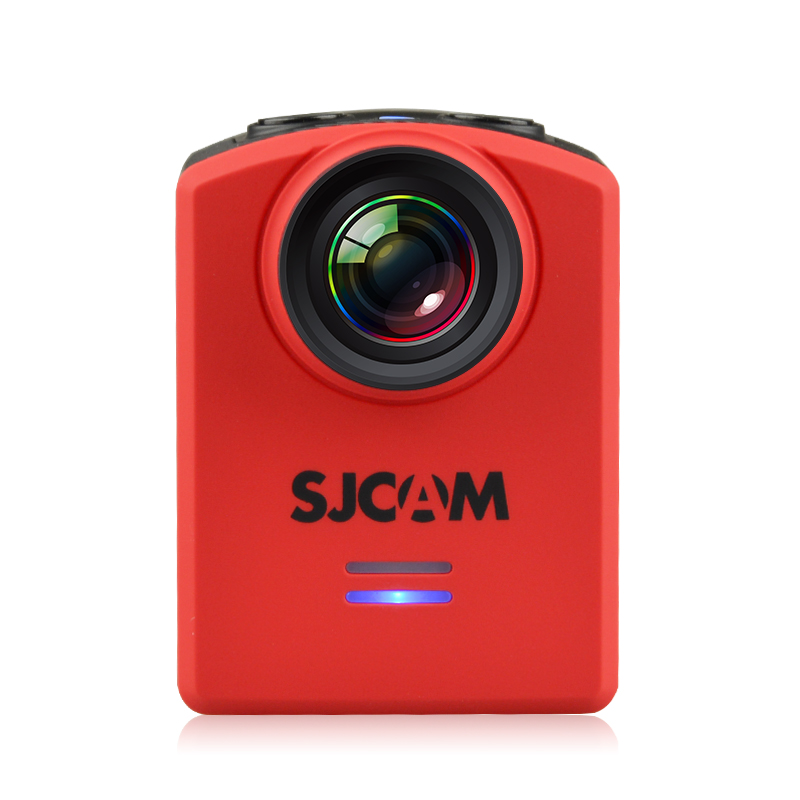 SJCAM M20 red front metropolitanmonkey.com