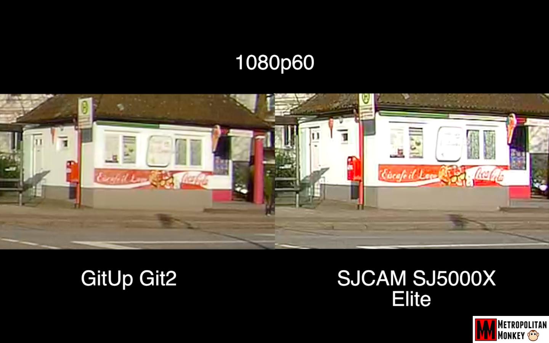 gitup git2 sjcam sj5000x elite sharpness test metropolitanmonkey.com