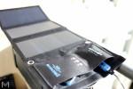 BlitzWolf Solar Ladegerät – Genug Power?