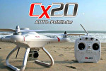 Cheerson CX-20 – Starker Quadcopter im EU Lager
