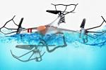 GPToys H2O Aviax – Wasserdichter Quadcopter