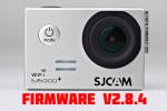 SJCAM SJ5000+ Firmware Update V2.8.4