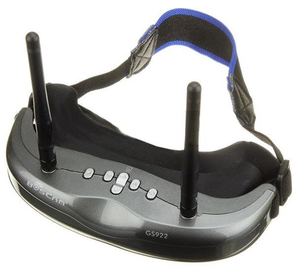 boscam gs922 fpv goggles metroplitanmonkey.com