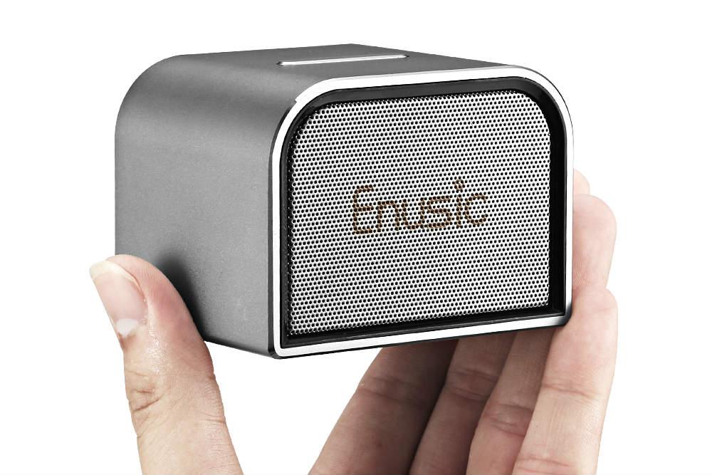 enusic 001 speaker box button lautsprecher portable metropolitanmonkey.com