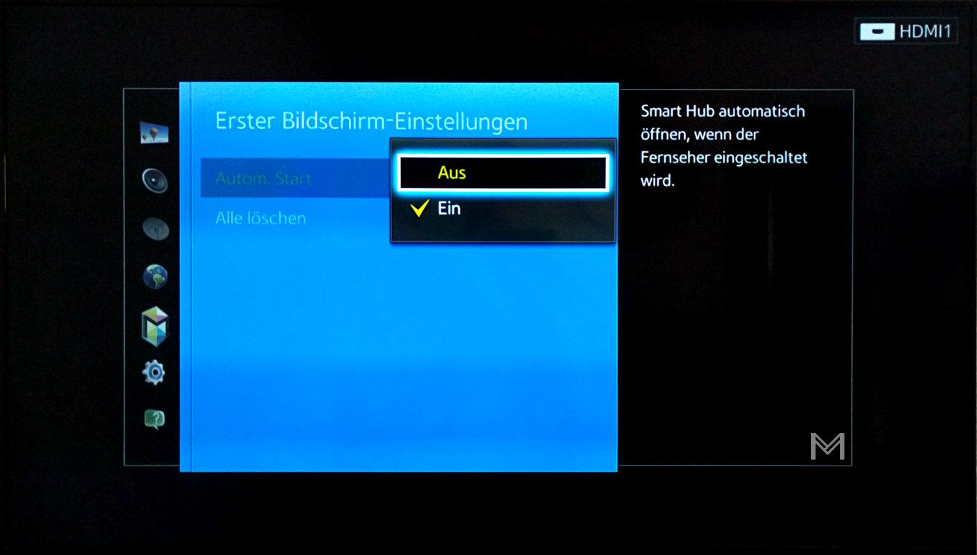 Samsung TV schaltet sich aus und an - Lösung!   Metropolitan Monkey