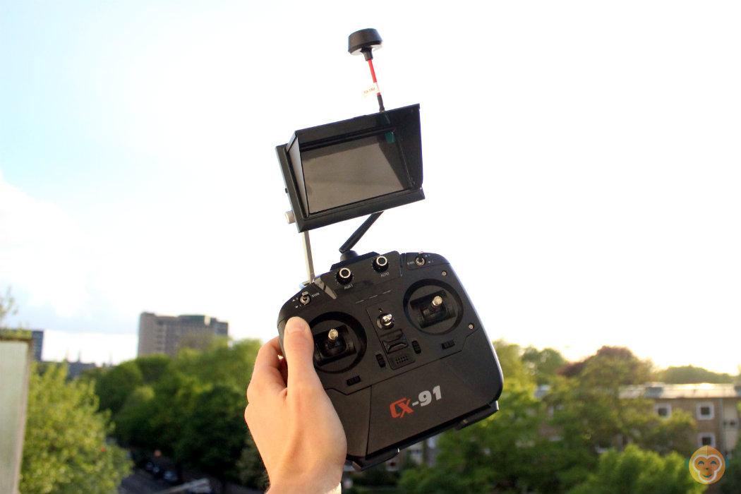 cheerson cx-91 jumper racer drone transmitter metropolitanmonkey.com