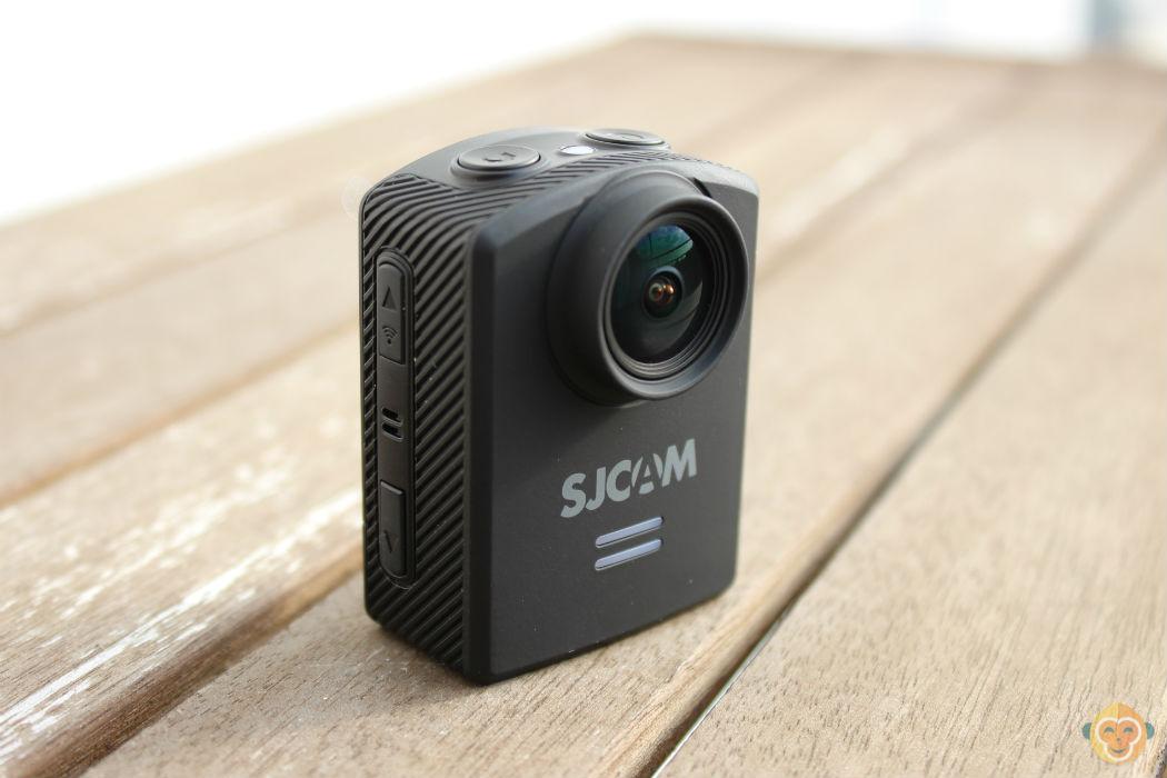 sjcam m20 review test action camera metropolitanmonkey.com