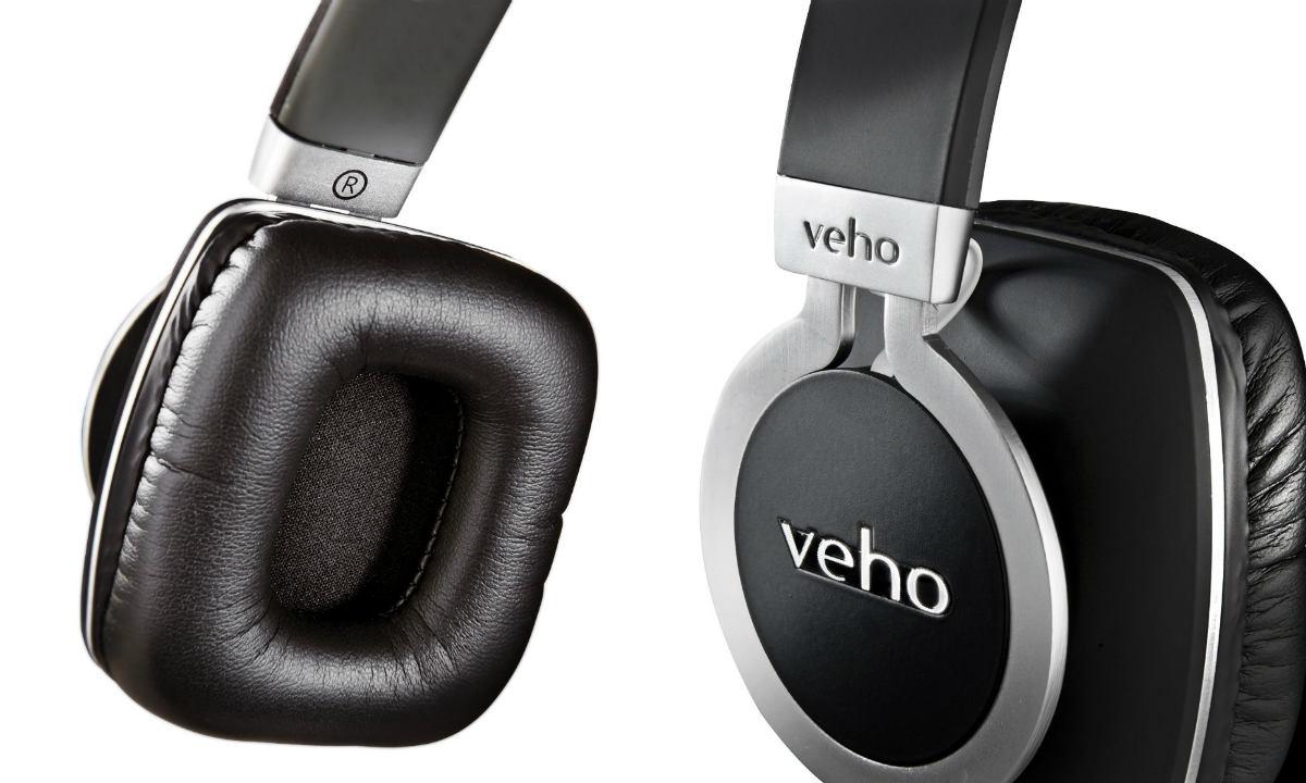 veho z-8  vep 008 on over ear headphones kopfhörer review test metropolitanmonkey.com