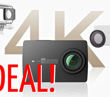 yi 4k amazon deal