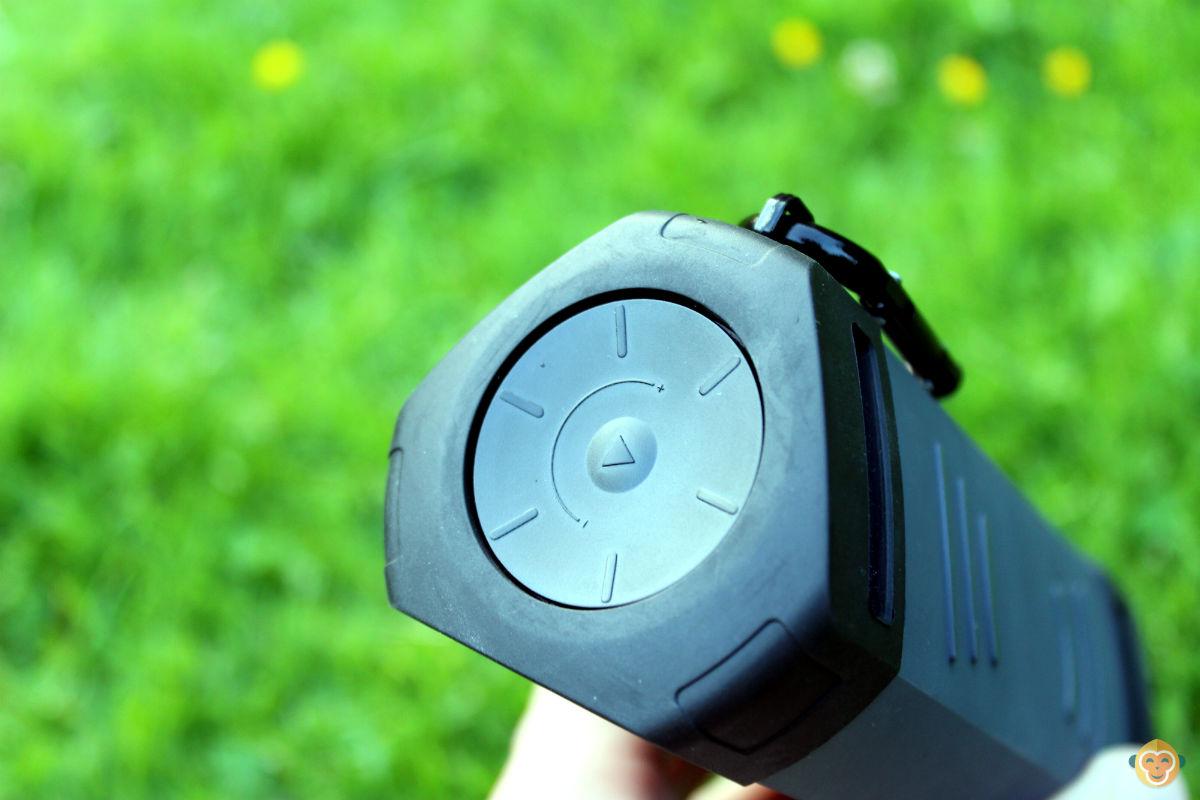 archeer a210 speaker box portable play pause volume metropolitanmonkey.com