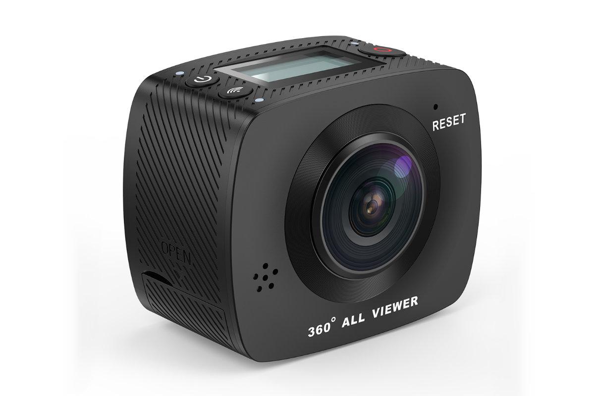 elecam 360 elephone action cam vr dual lens metropolitanmonkey.com