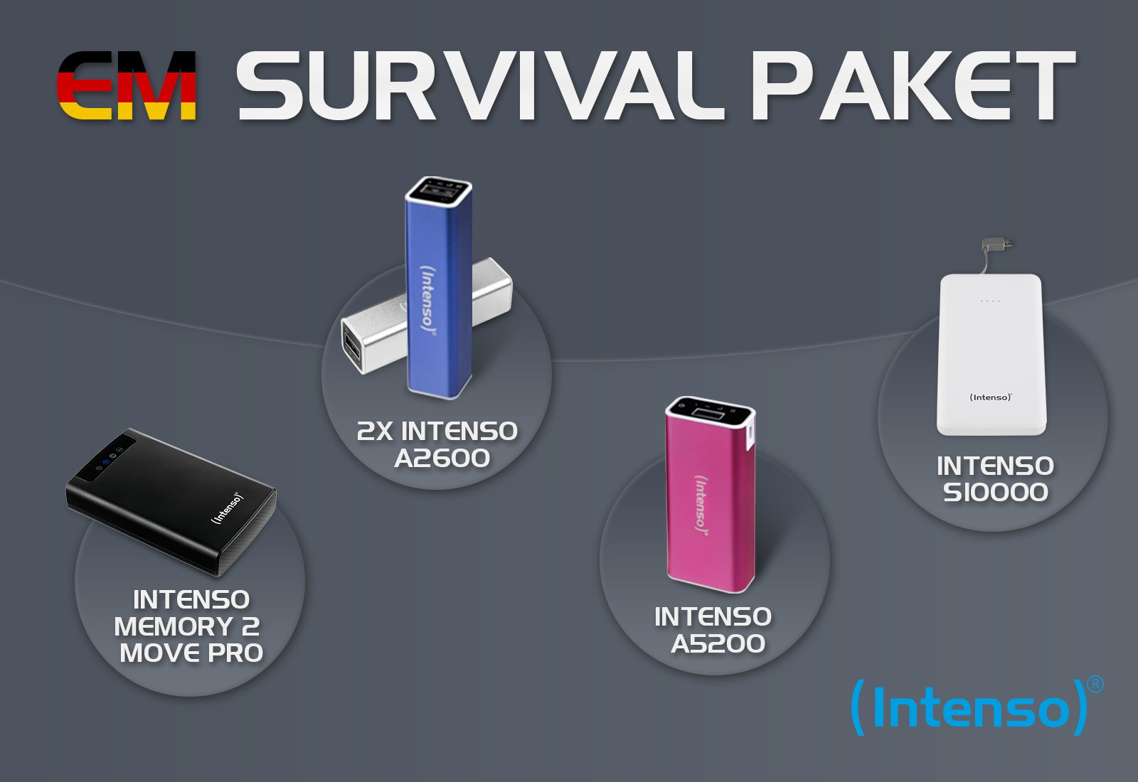 intenso em survival pack powerbank metropolitanmonkey.com