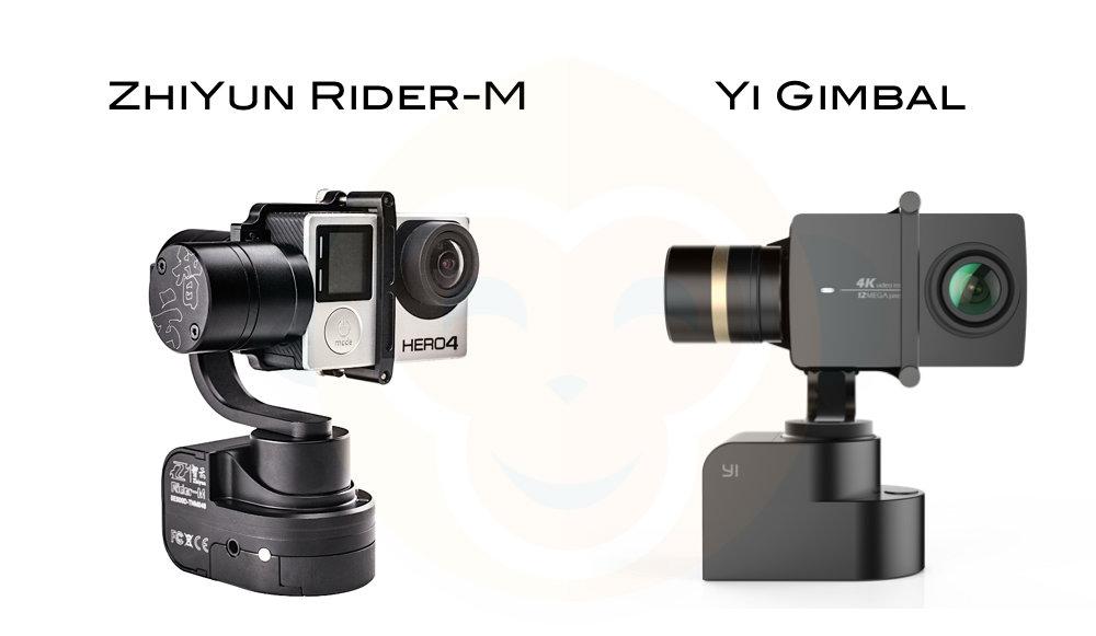 zhiyun-rider-m-vs-yi-gimbal-metropolitan-monkey