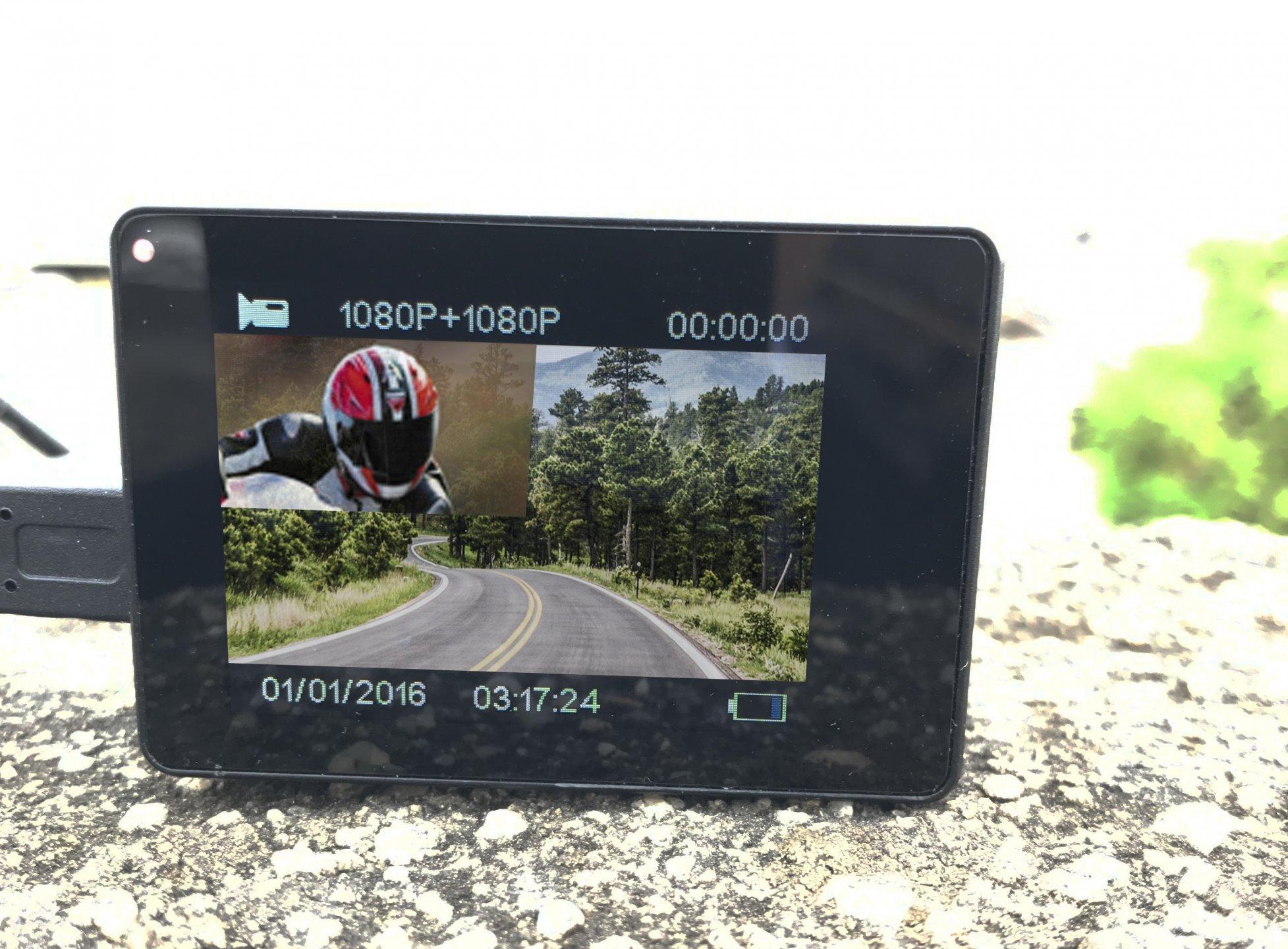 Git3 Dual Cam