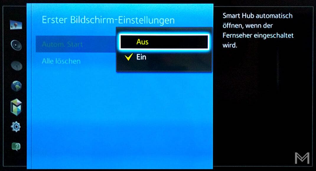 Samsung TV schaltet sich aus und an - Lösung! | Metropolitan Monkey