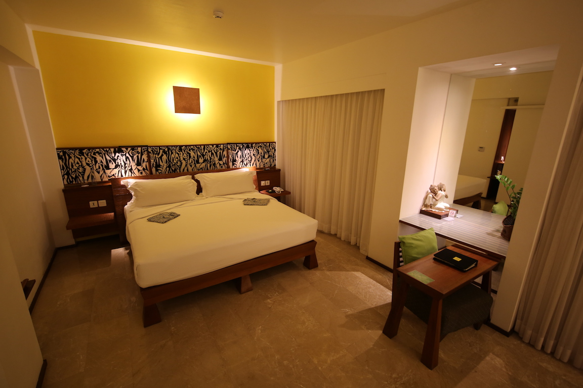 maya ubud resort spa hotel room travel