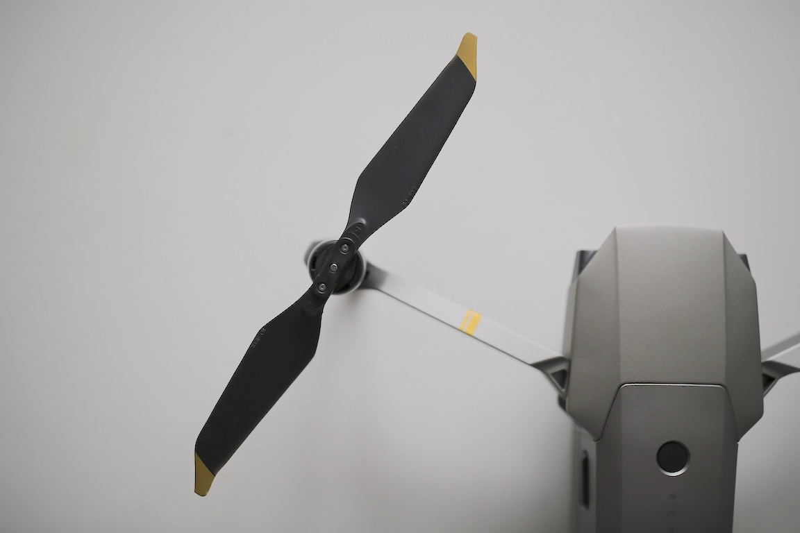 dji mavic pro platinum propeller metropolitan monkey