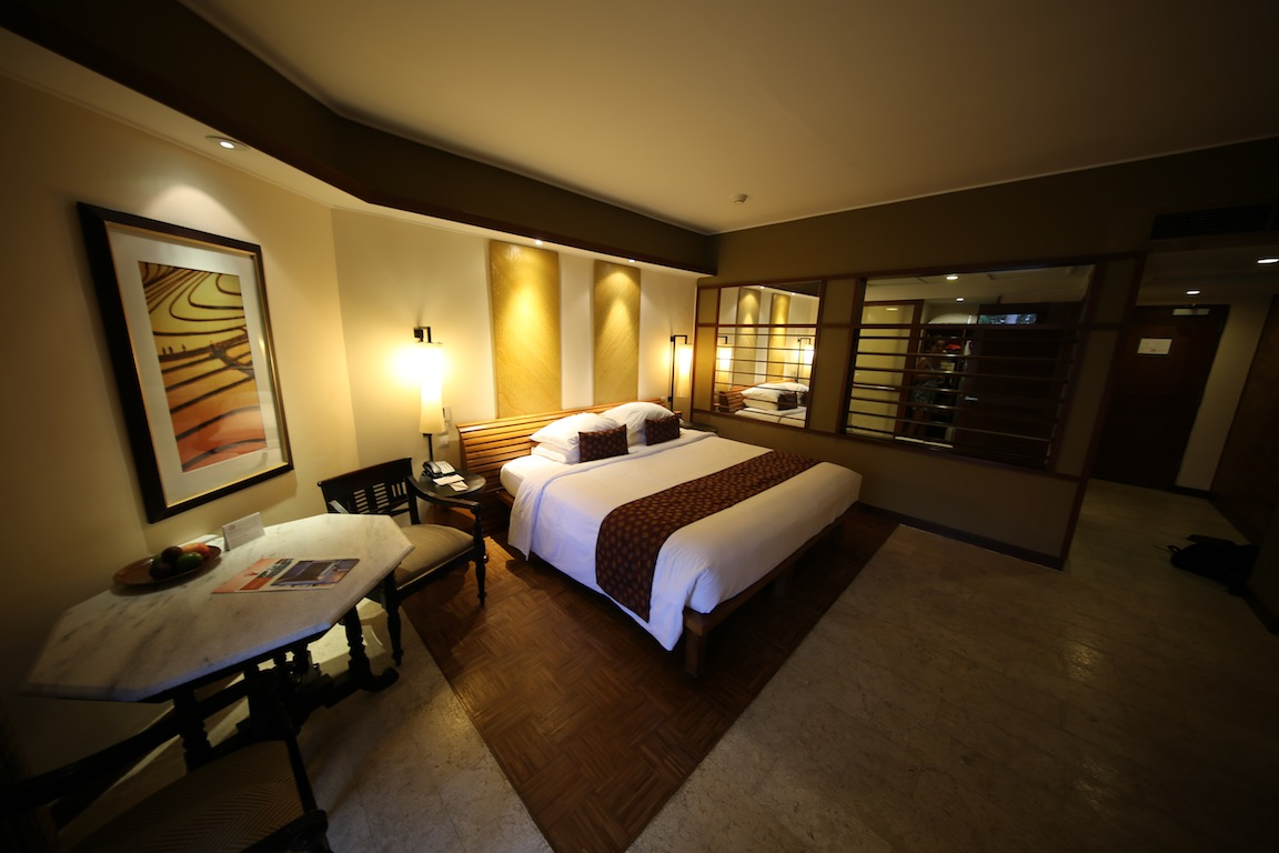 nusa dua grand hyatt bali room metropolitan monkey