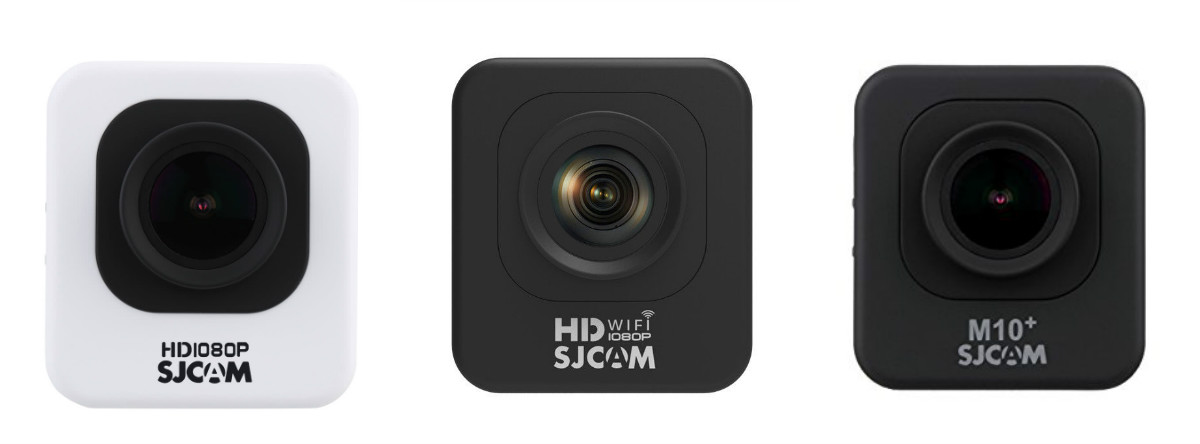 SJCAM M10 WIFI Plus Firmware Metropolitan Monkey