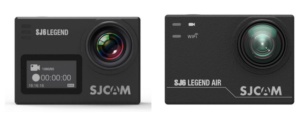 SJCAM SJ6 Legend Firmware Metropolitan Monkey