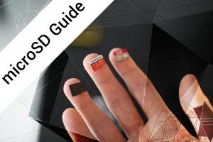 microsd speicherkarten guide metropolitan monkey
