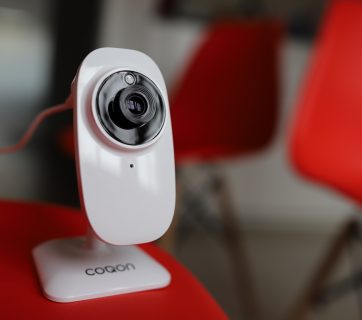 coqon qcam ip cam smart home metropolitan monkey