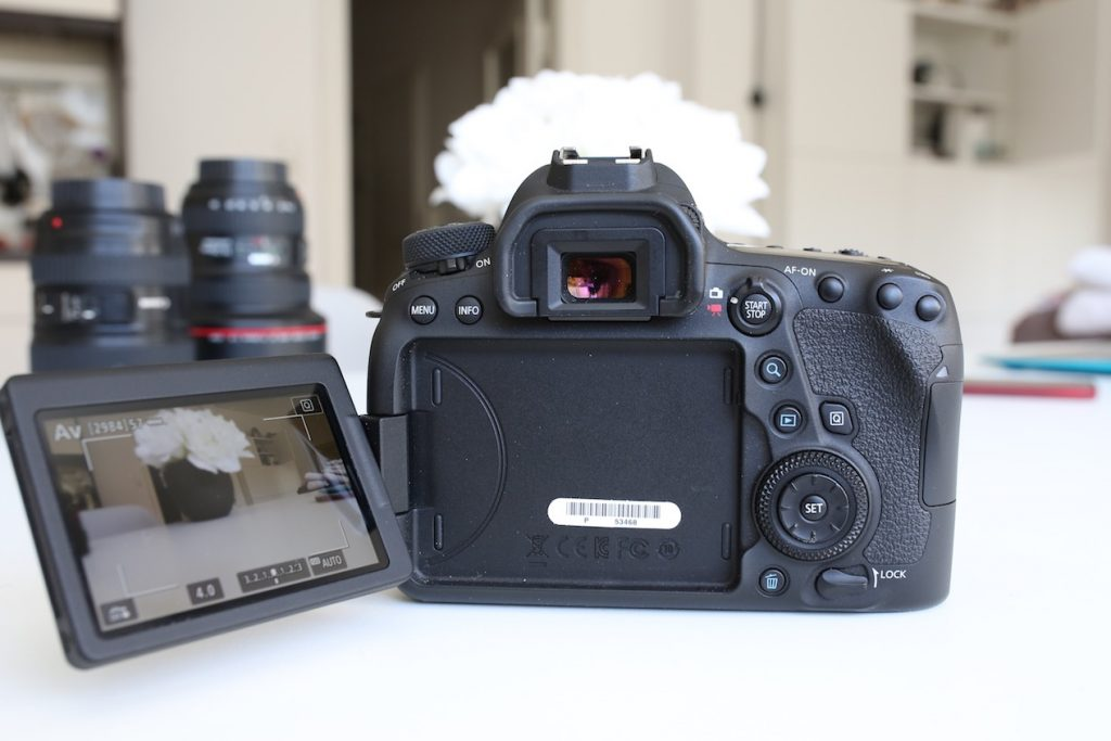 canon eos 6d mark ii display metropolitan monkey