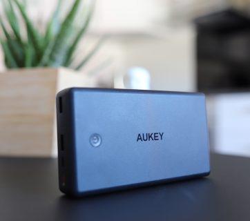 aukey pb-y7 powerbank 26500 mah test review metropolitan monkey