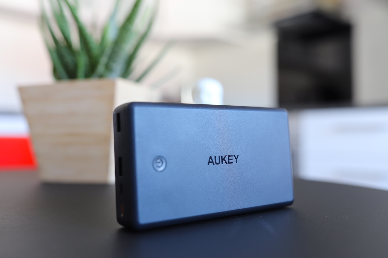 aukey pb-y7 powerbank 26500 mah test review metropolitan monkey