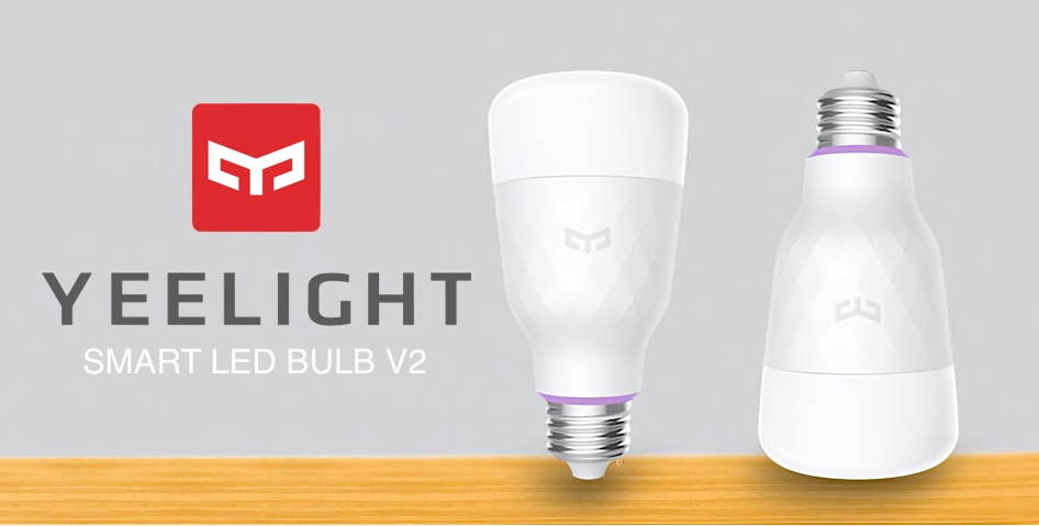 xiaomi yeelight led bulb v2 color YLDP06YL metropolitan monkey