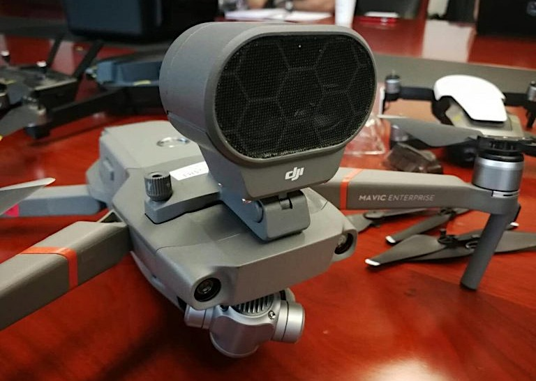 DJI Mavic 2 Enterprise Metropolitan Monkey