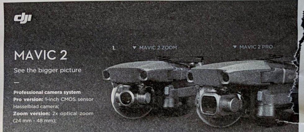 DJI Mavic 2 Pro Zoom Leak Metropolitan Monkey