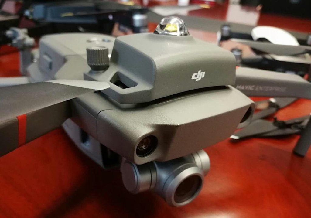 DJI Mavic Enterprise 2 Metropolitan Monkey