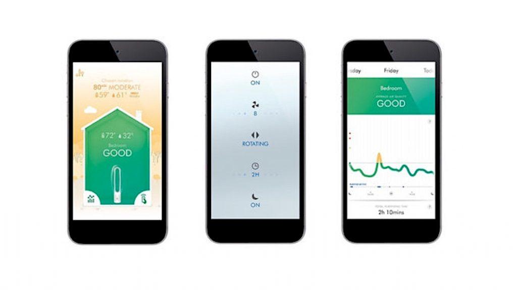 Dyson Pure Cool Link Test App Metropolitan Monkey